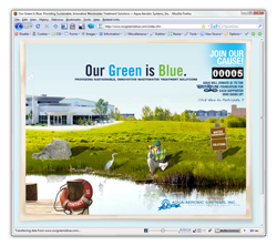 http://www.ourgreenisblue.com/index.cfm