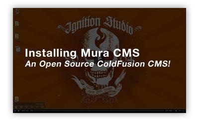 Installing Mura CMS